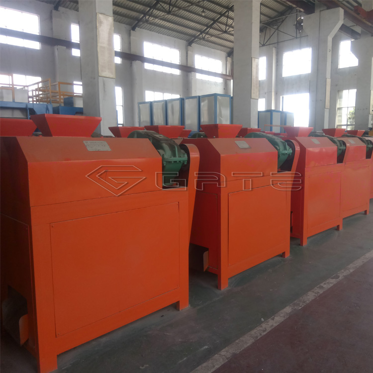 Bio organic fertilizer production line | Mass production ...
