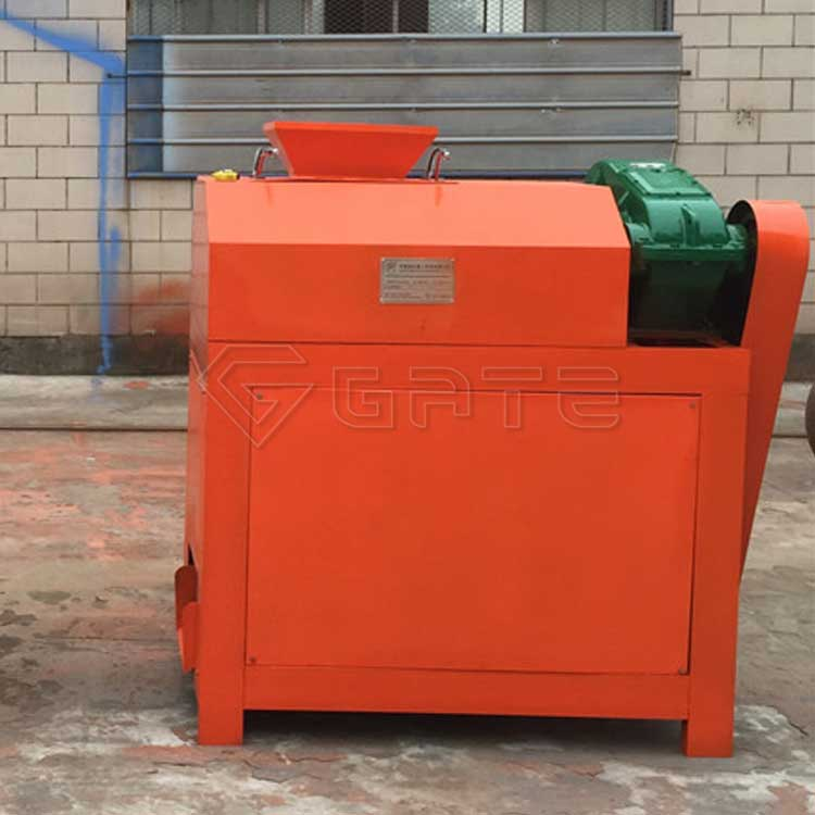 Bio Organic Fertilizer Granulator Machine- Gate Compound ...