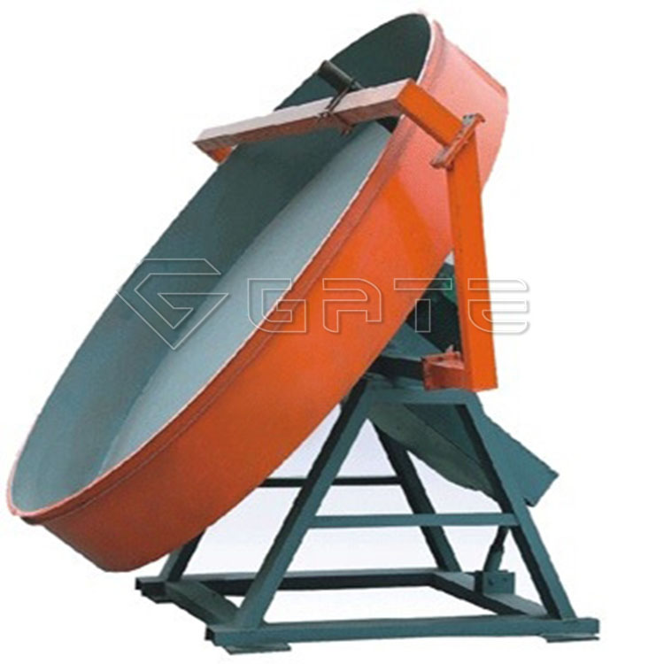 high capacity disc organic fertilizer granulator for sale USA