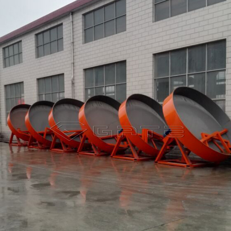 reliable disc organic fertilizer granulator price
