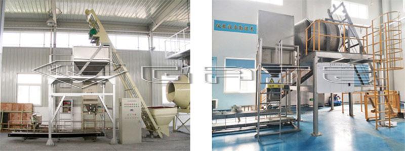 BB npk fertilizer production line