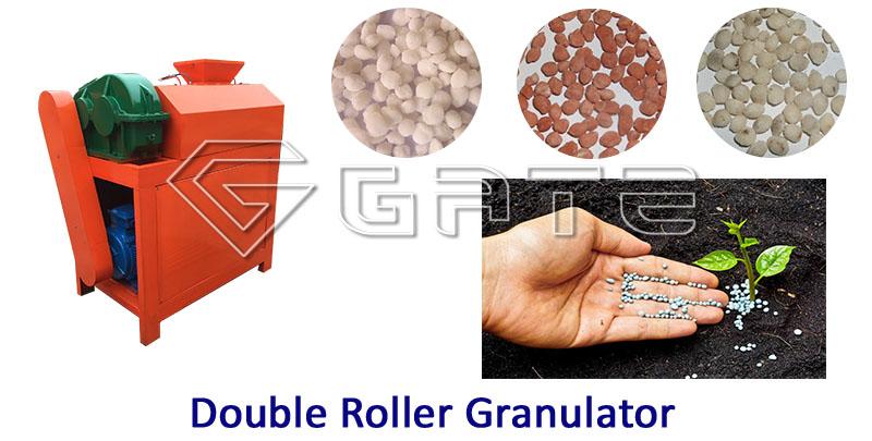 Double Roller Granulator