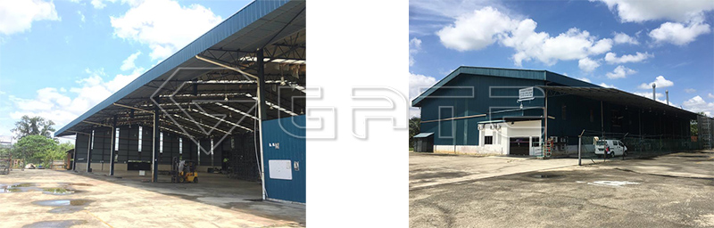 Factory for Fertilizer Granulator