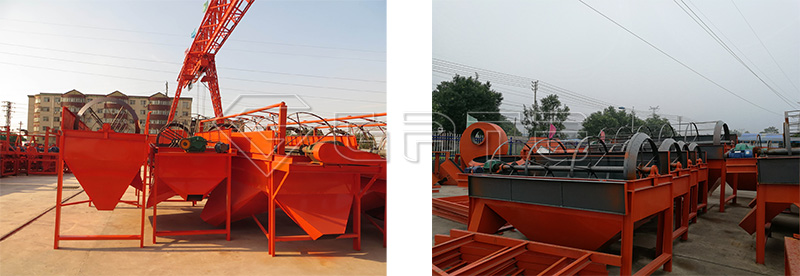 Fertilizer Screen Machine