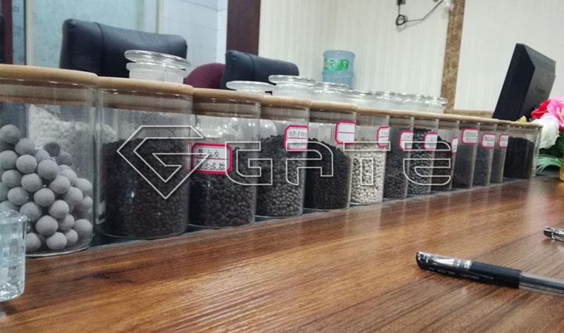 NPK drum granulator fertilizer