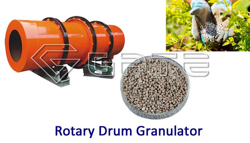 Rotary Drum Granulator
