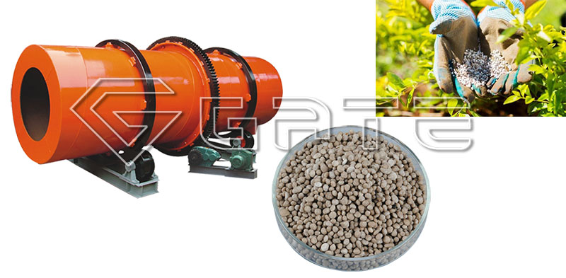 Rotary Drum Granulator fertilizer