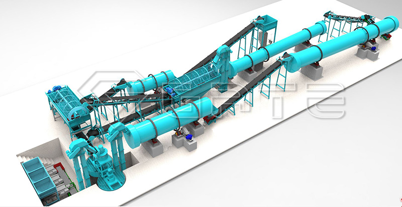 Special Wet Granulation Plant Design
