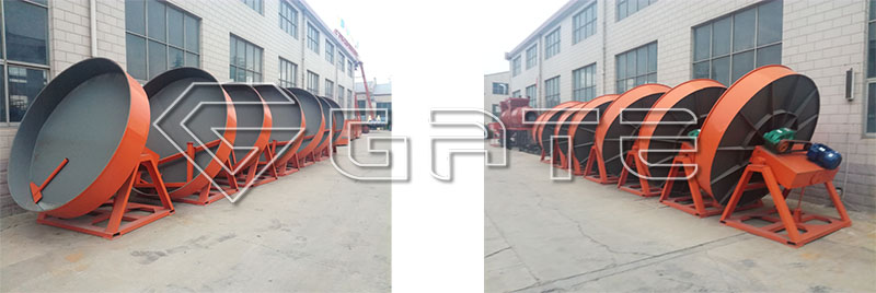 disc granulator fertilizer machine price