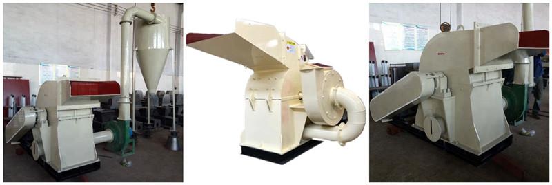Wood crusher manufacture
