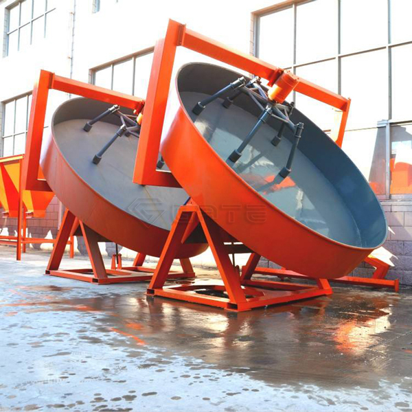 How does fertilizer disc granulator machine granulate with chicken manure?